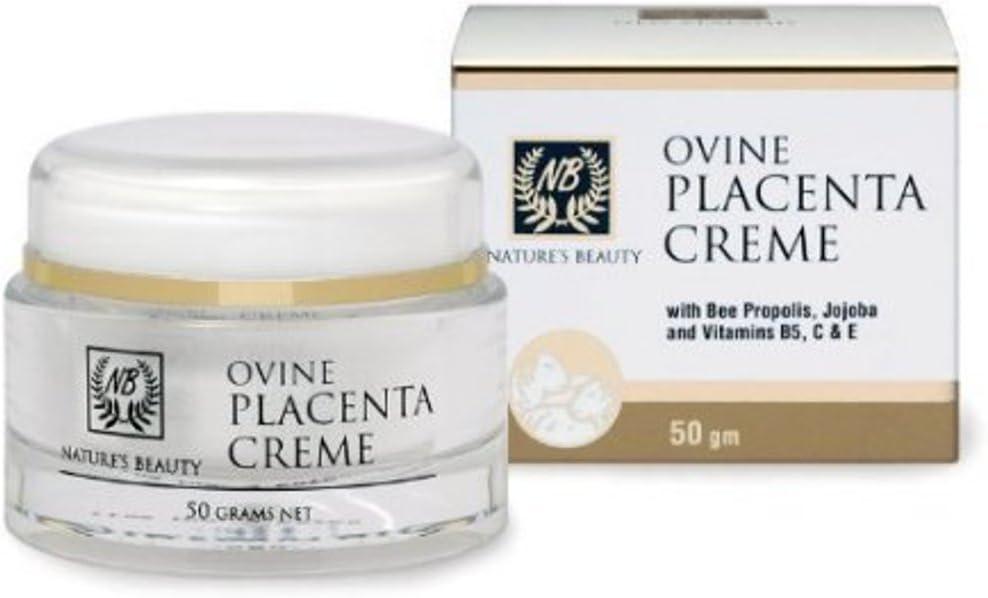 Nature's Beauty Ovine Placenta Cream, 50 Gram