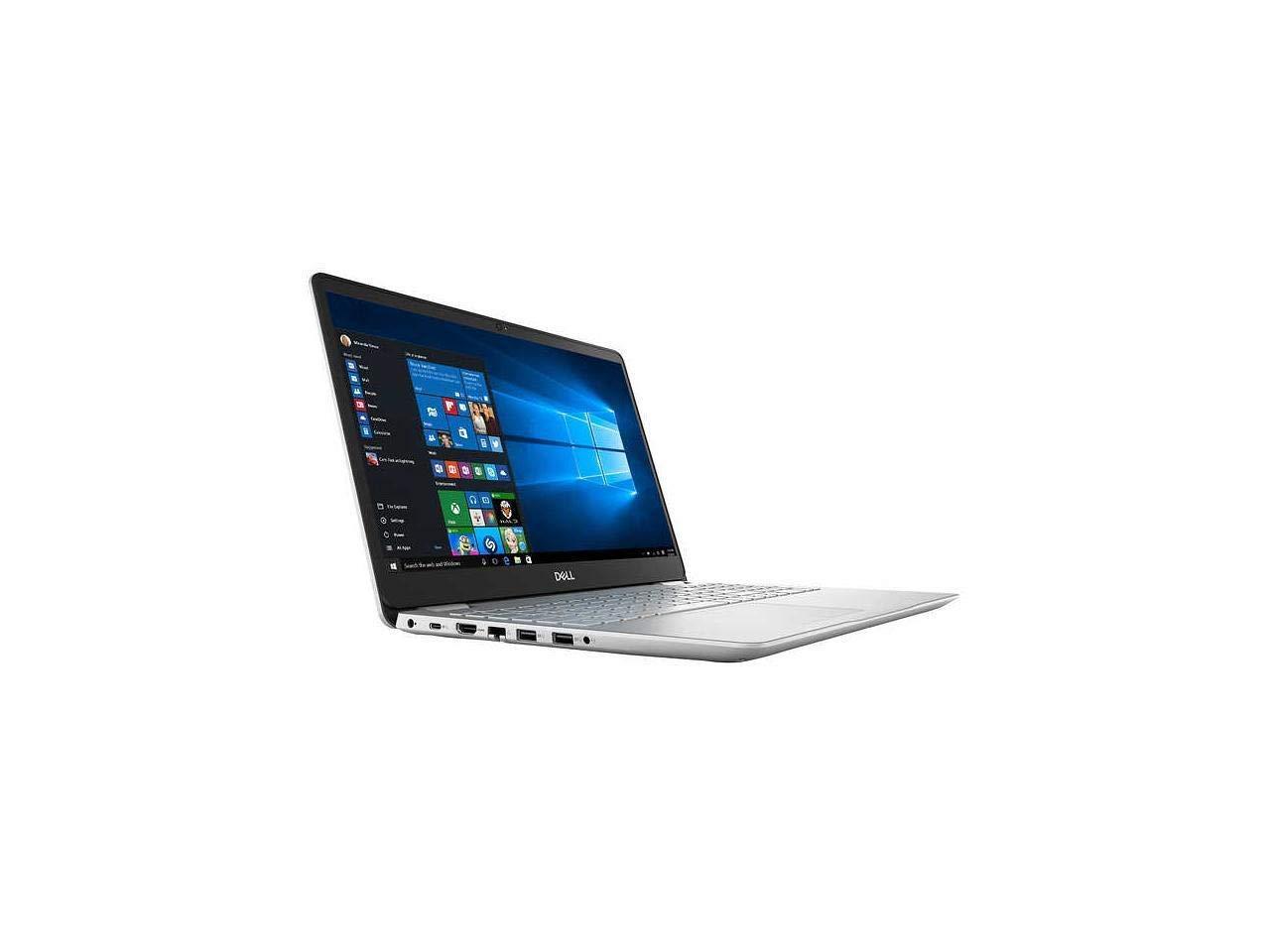 "Dell Inspiron 15 5000, 2019 15.6"" FHD Touchscreen Laptop, Intel 4-Core i5-8265U, 12GB RAM, 256GB PCIe SSD by 16GB Optane, 1TB HDD, Backlit KB Fingerprint Reader MaxxAudio Win 10/Accessories Bundle 3"