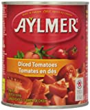 Best Tomato Sauces - Aylmer Diced Tomatoes, 8-Count Review