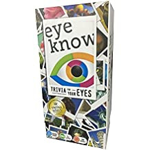 Eye Know Trivia Card Game