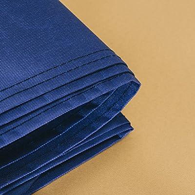 ALEKO AWPSC10X8BL30 Protective Awning Cover 10 x 8 Feet Blue : Garden & Outdoor