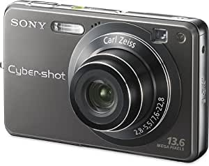 Sony Cybershot DSCW300 13.6MP Digital Camera with 3x Optical Zoom with Super Steady Shot