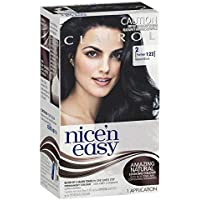 Clairol Nice 'N Easy, 2 Natural Black, 1 Application