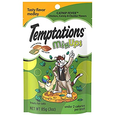 Cat Food Temptations MixUps Cat Treats [tag]
