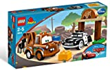 LEGO DUPLO Cars Mater's Yard 5814
