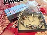 White Birch Girls Charm Bracelet Gifts Jewelry