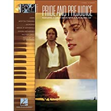 Music Piano Duet Play Along Vol. 31 - Pride & Prejudice w/CD