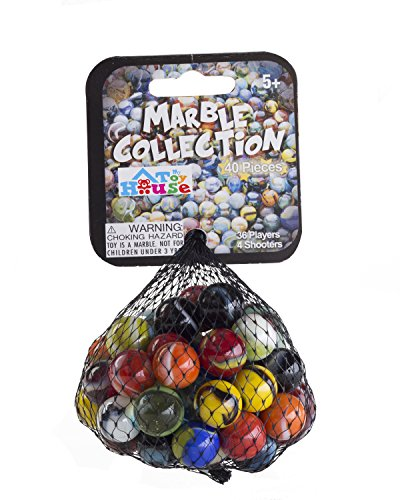 Bulk Colored Marbles : Glass marbles bulk set of players and shooters