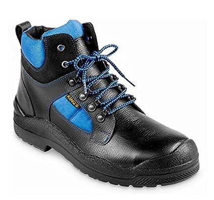 KINGS 96653 Zapato De Seguridad Sicherheitsschuhe Trabajo Botas Botas Altas OTTER - 39