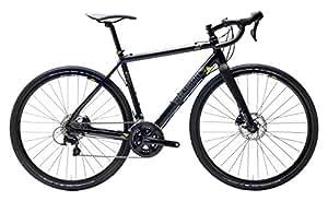 Polygon Bikes Bend RV Cyclocross Bicycle, Black, 52cm/Small