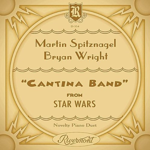 - Star Wars: Cantina Band in Ragtime