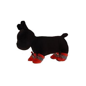 V-Do Botas de verano antideslizantes para gatos, impermeables, protectores de huellas, zapatos de perro al aire libre: Amazon.es: Productos para mascotas