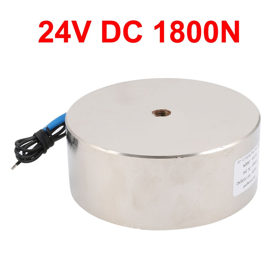 uxcell/® 24V DC 1800N Electric Lifting Magnet Electromagnet Solenoid Lift Holding