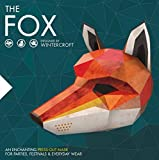 img - for The Fox: An Enchanting Press-Out Mask for Parties, Festivals & Everyday Wear book / textbook / text book