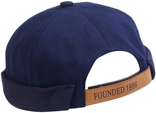 Gorros Punto Mujer Casquillo del sombrero del estibador, gorra de ...
