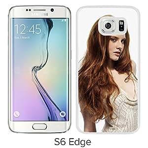 New Custom Designed Cover Case For Samsung Galaxy S6 Edge With Barbara Meier Girl Mobile Wallpaper (2).jpg