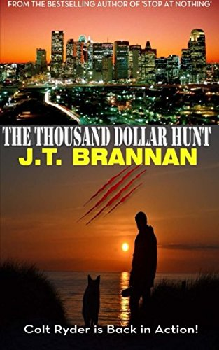 book cover of The Thousand Dollar Hunt