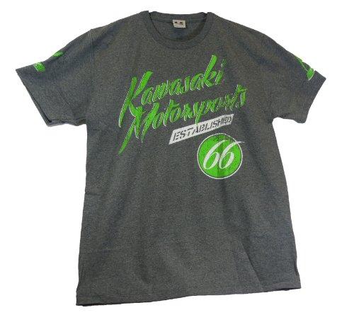 Kawasaki Men's Fly'n T-shirt (X-Large)