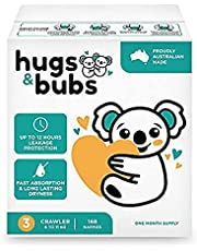 Hugs & Bubs, One Month Supply