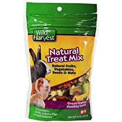 Wild Harvest Natural Treat Mix for Small Animals, 3-Ounce (P-84151) by Wild Harvest