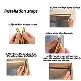 Window Seal Strip for Doors , Self Adhesive