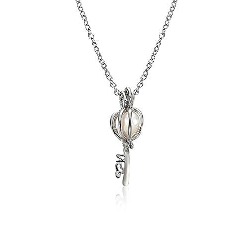 ForHe - 1 pieza de colgante de perlas de imitación para mujer con ...