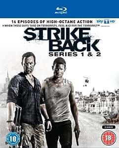 Strike Back - Series 1 & 2 Box Set [Reino Unido] [Blu-ray]