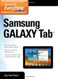 How to Do Everything Samsung Galaxy Tab, Guy Hart-Davis, 0071771093