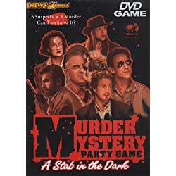 Murder Mystery Party Game: A Stab In The Dark