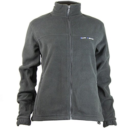 Blue Gris Mujer Oscuro Chaqueta Raven Para RSSpn