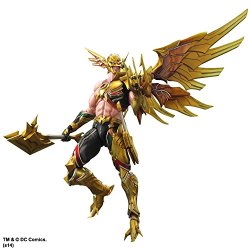 Square Enix Variants Hawkman Figure product image
