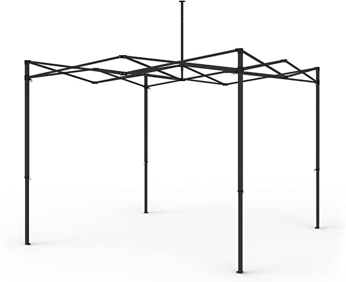 paramondo Armazón para pabellón Plegable Premium Plus 3 x 3 m 40 mm - Estructura de Acero: Amazon.es: Jardín