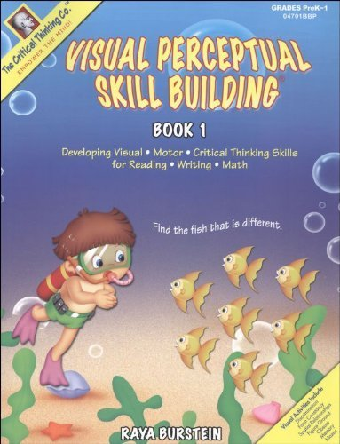 Visual Perceptual Skill Building, Book 1 Paperback January 2, - Visual Perceptual Skill Building