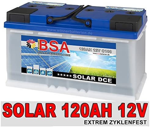 Unbekannt Bootsbatterie 80Ah Bordnetzbatterie Versorgungsbatterie Boot Batterie SIGA Marine Admiral A27