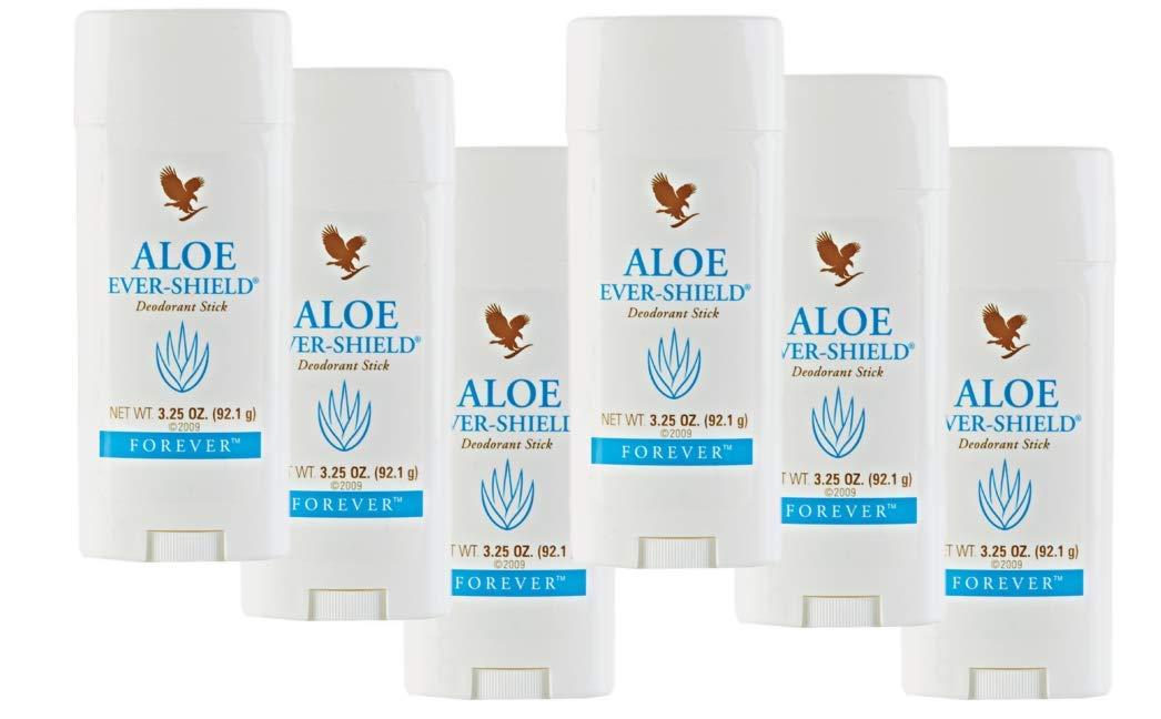 4 deodoranti in stick Aloe Vera Ever-Shield – Forever Living FLP