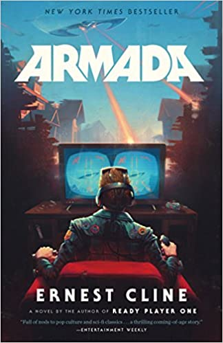 Amazon.com  Armada  A novel by the author of Ready Player One  (9780804137270)  Ernest Cline  Books 3123c973b1352