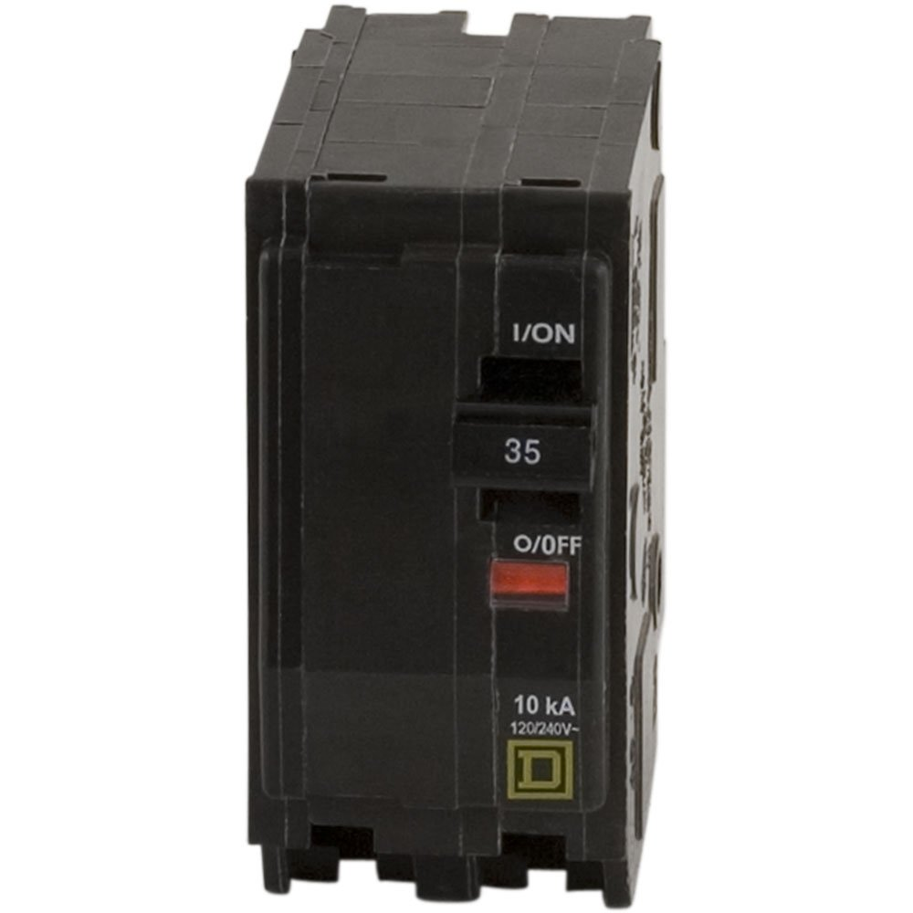 Square D by Schneider Electric QO235CP 35-Amp Two-Pole Circuit Breaker