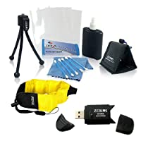 Superdeal Exclusive Accesory Bundle for the Nikon COOLPIX AW100, and Fujifilm FinePix XP60 16.4MP Digital Camera