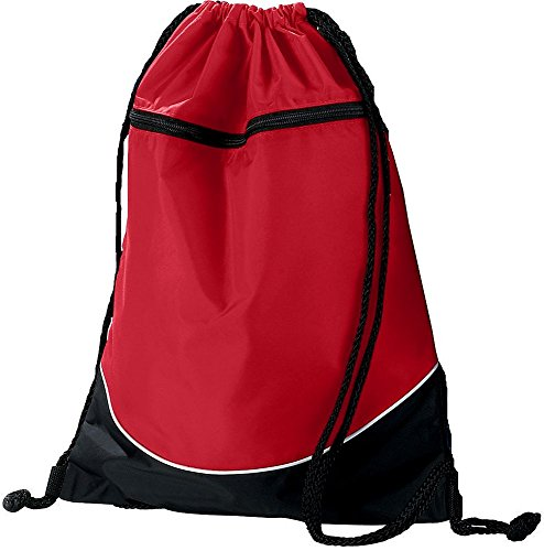 Augusta Sportswear TRI COLOR DRAWSTRING BACKPACK product image