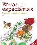 capa de Ervas e Especiarias