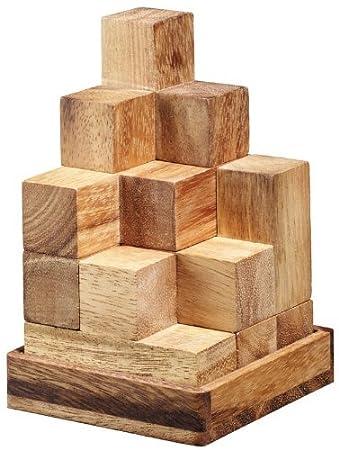 Amazon.com: Soma Cube by Monkey Pod Games: Toys & Games