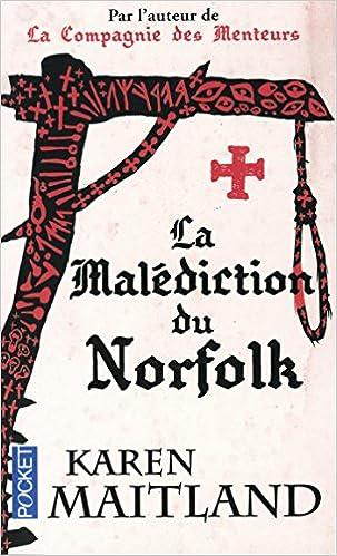 Téléchargement La Malédiction du Norfolk pdf epub