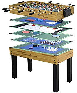 Walker And Simpson Gamesmaster 12 In 1 Multi Game Table