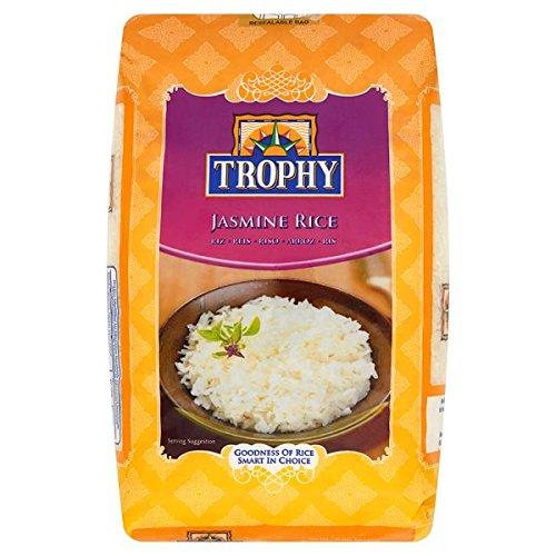 2kg trofeo Jasmine Rice (Pack de 2 kg): Amazon.es: Alimentación y bebidas