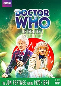 Doctor Who: The Green Death (Story 69) Special Edition