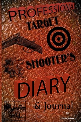 Professional Target Shooters Diary Journal product image