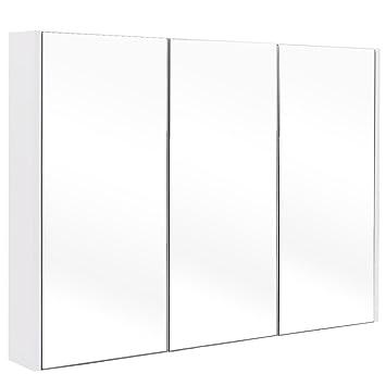 Costway Spiegelschrank Badezimmer Badezimmerspiegel Mit