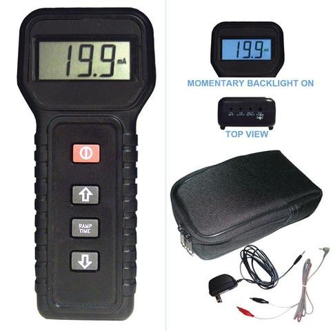 Compact 10v (OSM Nexcalibrator Compact Current & Voltage Process Calibrator for 4-20ma 0-20ma and 0-10vdc)