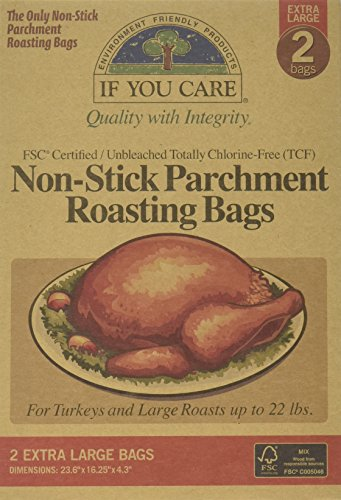 k Parchment Roasting Bags, Extra Large ()