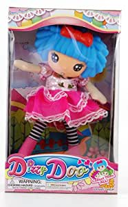 Dizzy Doo Doll-Blue&Pink